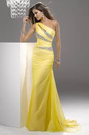 yellow prom dresses ellepoques com