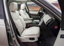 new land rover discovery interior land rover discovery review parkers