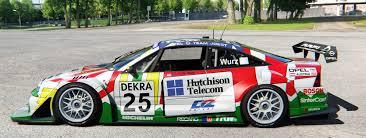 opel race car opel calibra itc 1996 racedepartment