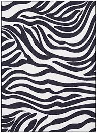 Zebra Kitchen Rug Zebra Area Rugs Shop