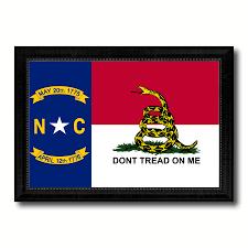 Military Home Decorations Gadsden Don U0027t Tread On Me North Carolina State Military Flag