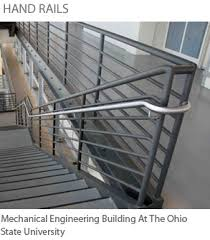prefabricated steel stairs railings and more from metal