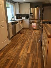 Kitchen Floors Ideas My Dream Kitchen Karndean Van Gogh Vintage Pine Flooring Butcher