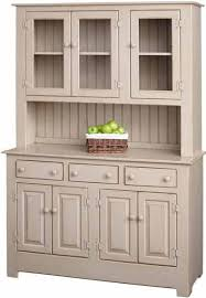 Kitchen Furniture Hutch Amish Pine Wood Farmhouse Hutch Kitchens Pine And Woods