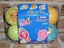 littlest pet shop easter eggs littlest pet shop 1370 ebay