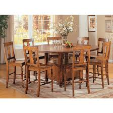 Counter Height Round Dining Table Sets Hillsdale Nottingham Round - Counter height dining room table with storage