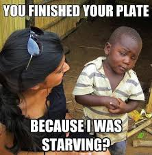 Third World Kid Meme - skeptical 3rd world kid third world success know your meme