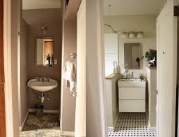 Cheap Bathroom Ideas Makeover The Pleasure Of Tiny Things Belated New House Followup Part 3