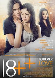 poster film romantis indonesia poster film indonesia coretan film