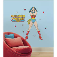 classic wonder woman logo peel and stick giant wall decals classic wonder woman logo peel and stick giant wall decals walmart com