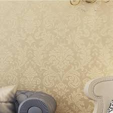 non woven 3d wall murals wallpaper gold background wall papers