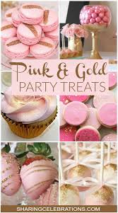 pink and gold party supplies https i pinimg 736x 05 d4 1b 05d41b0f906a630