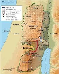 Jordan River Map Israel Maps Cie