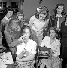 makeup school dc history in photos woodrow wilson high school
