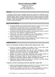 Resume Personal Statement Example by Resume Personal Statement Resume For Your Job Application