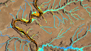 Colorado River Basin Map by It U0027s Not Easy Being The Green Quantifying Invasive Species Cover