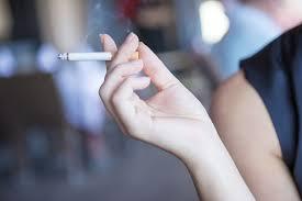 feeling light headed after smoking cigarette toluene in cigarette smoke is a health hazard