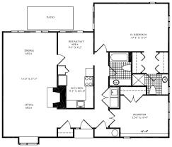 Two Level Floor Plans Country Homes Open Floor Plan