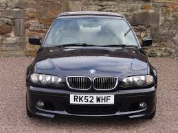 used 2002 bmw e46 3 series 98 06 325i sport for sale in scotland