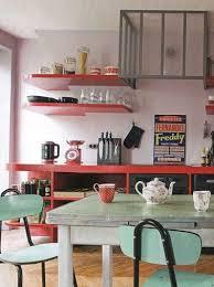 deco cuisine retro la cuisine vintage s affirme en déco tendance cuisine