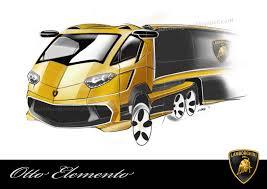 lamborghini truck dynamic e motion otto elemento lamborghini truck sketch