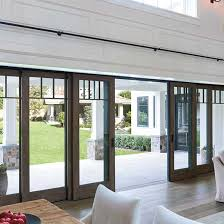 Pella Patio Door Architect Series Traditional Multi Slide And Lift And Slide Patio