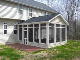 sun porch roofing material