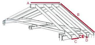 rafter spacing 2x6 strength how much weight will a truss in my garage hold