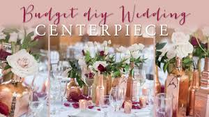 diy wedding centerpieces on a budget diy wedding centerpiece on a budget