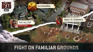 Walking Dead Google Map The Walking Dead No Man U0027s Land Android Apps On Google Play