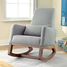 Black Nursery Rocking Chair Rocking Chair Furniture And Comfortable Outdoor