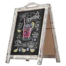 a frame chalkboard business u0026 industrial ebay