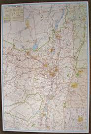 Map Quotes Greater Capital Region Laminated Wall Map Jimapco