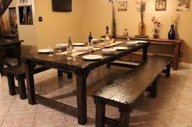 old world dining room tables rustic cabin custom medieval dining collection rustic dining