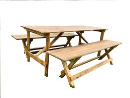 vintage wooden cross legs benches chairman hire