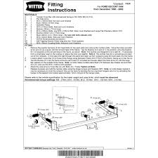 100 nissan almera towbar wiring diagram how to fit a