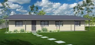 weekender 4 bedroom steel kit home backyard shacks ranbuild