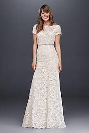 simple elegant u0026 casual wedding dresses david u0027s bridal