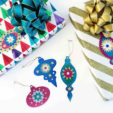 ornament gift paper ornament gift tags bugaboocity