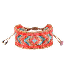 276 best bead loom cuffs images on pinterest beadwork loom and