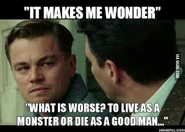 Shutter Island Meme - shutter island beautiful movie 9gag