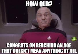 Star Trek Happy Birthday Meme - star trek happy birthday card choice image birthday cake