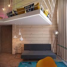 modern futon interior design ideas
