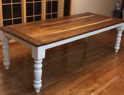 build your own farmhouse table diy farmhouse table and chairs brushed design co