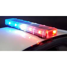 police led light bar police lightbar with working led lights for 1 18 scale by acme