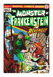 the monster of frankenstein 3 fn the monster wals among us