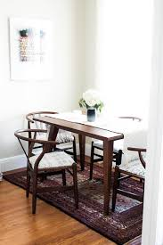 World Market Dining Room Table by Bohemian Dining Room Reveal Advice From A Twenty Something