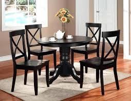 black round dining table set u2013 rhawker design
