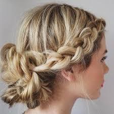 Hochsteckfrisurenen Bei D Nen Haaren by Hochsteckfrisuren Stylings Inspirationen Instyle