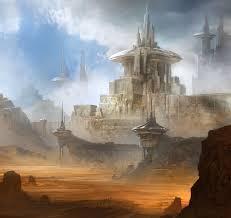 desert ruins by jbrown67 on deviantart